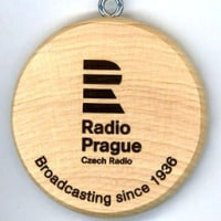 ラジオ・プラハ ベリカード 馬車鉄道