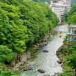 吹割の滝と水上峡(2017年7月22日撮影)