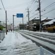 2014  関東甲信越地方に記録的大雪 その2