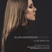 ELLEN ANDERSSON、北欧ジャズなヴォーカルでも:D