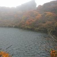 三俣山からの大船山へ テント泊10月25日