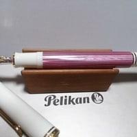 ピンクな万年筆