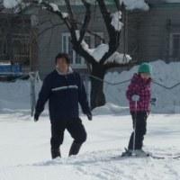 2年生スキー学習