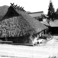 茅葺民家 兵庫県旧今田町