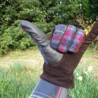 手袋による手話で回想する2016年