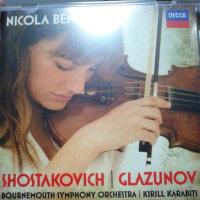 ベネデッティが奏でるショスタコ&グラズノフ