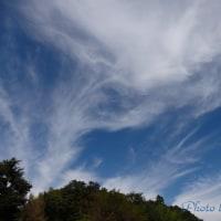 ある日の空