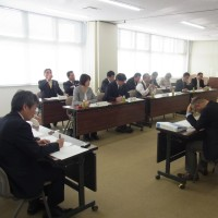 予算決算常任委員会(1日目)