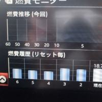【DEMIO】赤い代車