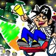 北海道日本ハムファイターズと東北楽天ゴールデンイーグルスの車椅子観戦ガイド