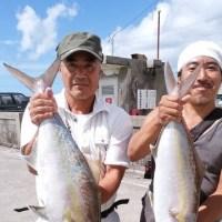沖縄県の釣り船、乗り合い遊漁船、真生丸