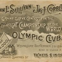 「クインズベリー・ルール」を適用した初のボクシング公式試合を開催。