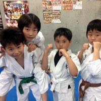 2017.5.20 少年部、今日の練習