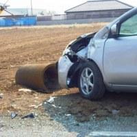 不注意が、招く車の事故ですが?