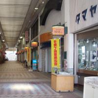 炭都の賑わいを探すー大牟田の街歩き