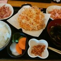 桜えび定食