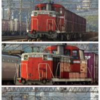 梅田貨物2010年4月