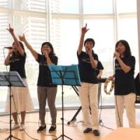 福岡Jゴスペルクラブが子ども病院でコンサート!