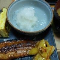 今日の娘飯!朝ごはんのようなご飯!
