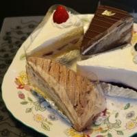 県民の日とケーキ