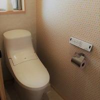 Web内覧会 2F洗面とトイレ