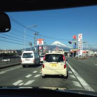 富士山とレインボウ