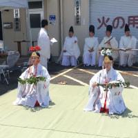 愛媛県神道青年会 再発足45周年記念事業 御田植祭