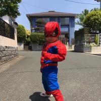 スーパーヒーロー現る!