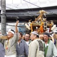松戸:竹ヶ花雷電神社例大祭