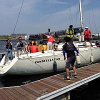 6月10日(土) JDC「東京湾ヨットクルージング&バーベキュー大会」