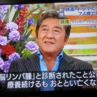 俳優・松方弘樹逝去74歳