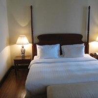 ホテルをどう選択するかもいろいろ考える
