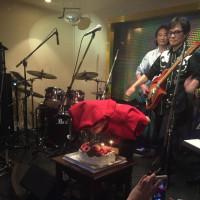 ムッシュHIDEOのライブパーティアンド打ち上げの巻