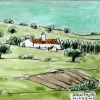 1024.アレンテージョの農家