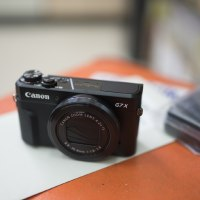 Canon G7X mark2.