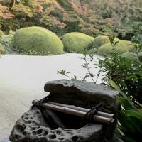 詩仙堂 …書院縁先から見る庭園