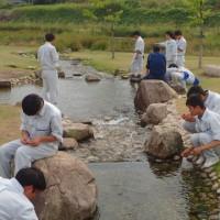 小学生対象観察会プログラム対応講座 in 岐阜農林高等学校環境科学科
