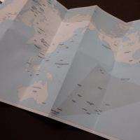 石川直樹 この星の光の地図を写す @水戸芸術館 現代美術ギャラリー。