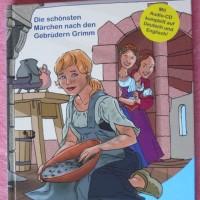 ドイツ語の本-Aschenputtel -Cinderella-