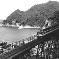 ☆あの余部鉄橋が橋梁に。。。