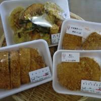 お惣菜いろいろ~(^○^)