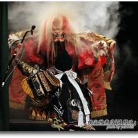横谷神楽団「源頼政」