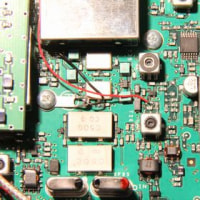 FT991のPana Adaputer