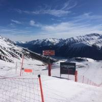 ミュンヘンからスキーSt.Moritz(サンモリッツ)へドライブ