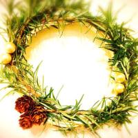 12月8日(木)クリスマス アロマクラフト講座
