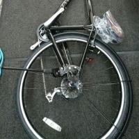 「自転車組み立て」!!「久しぶりですわ」!!