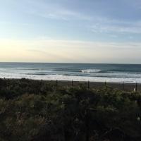 今日の波  2月18日