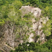 マヤ最大の遺跡『エル・ミラドールEl Mirador』