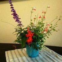 素敵な生け花