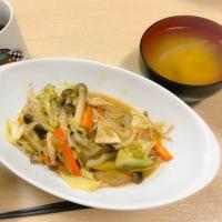 鮭のちゃんちゃん焼きで野菜たっぷり!